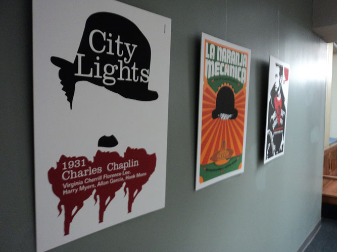 Posters of an Island